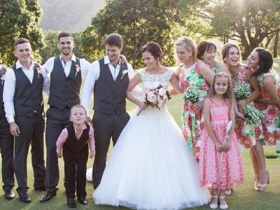 Paradise Palms Wedding Photography