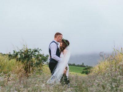 Atherton Tablelands Natural Wedding Photography