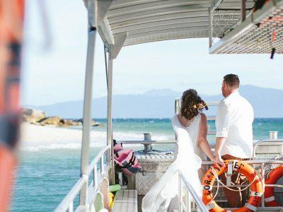 Fitzroy Island Wedding Photographer